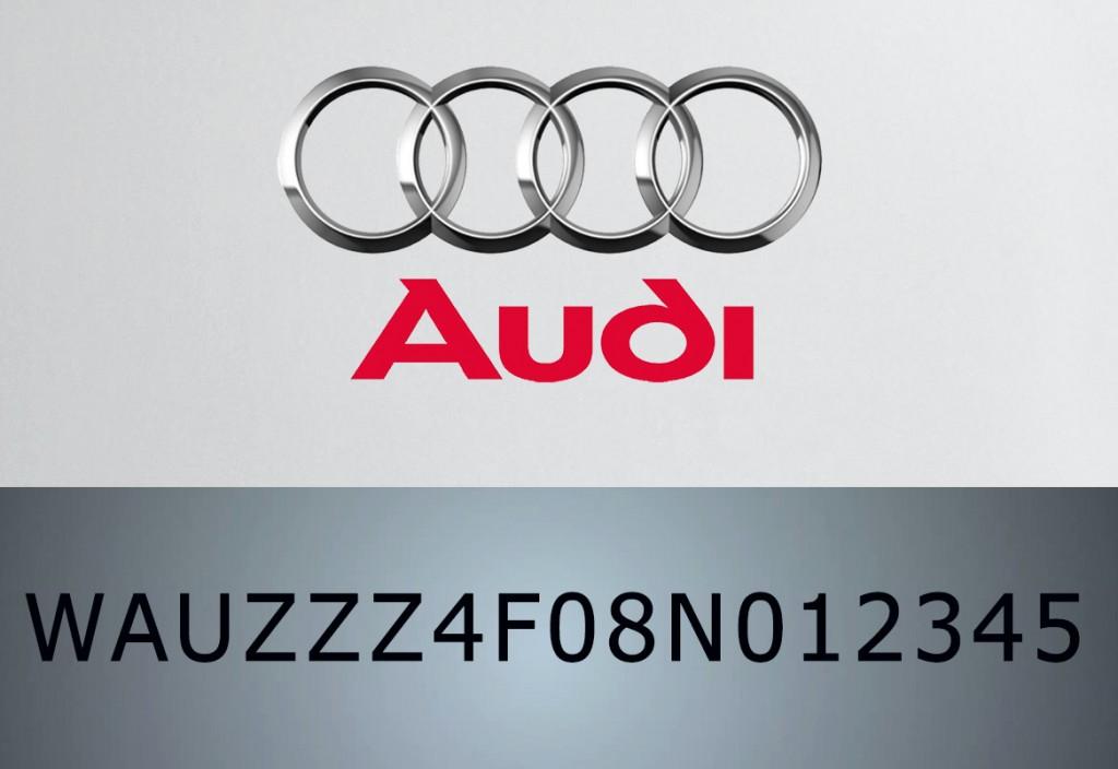 Darmowy dekoder VIN Audi